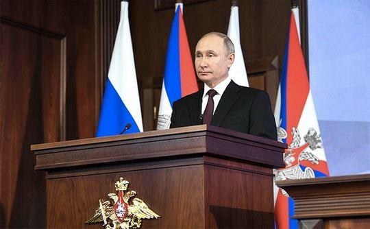 Президент Владимир Путин подписал указ об утверждении состава возглавляемого им Государственного совета.