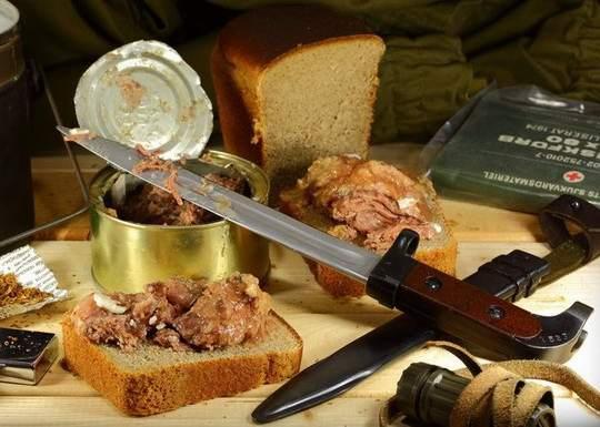 Легендарное «мясо в банке», которое пробовал каждый — от солдата до туриста.