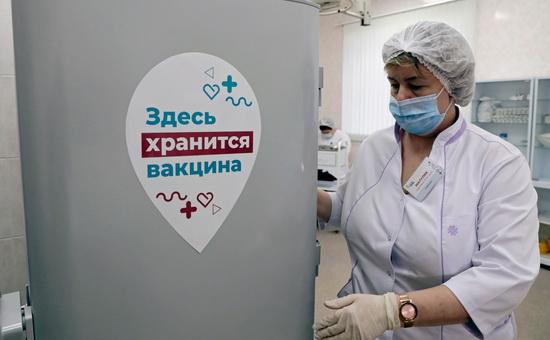 Вакцина Центра им. Чумакова