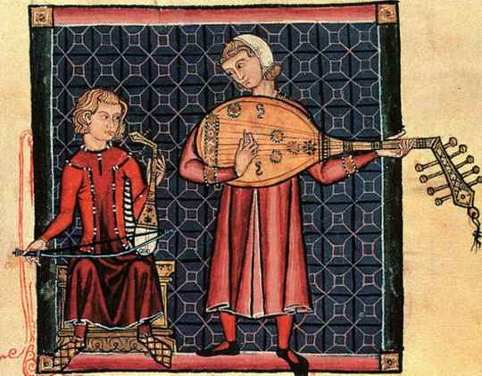 Нам хорошо известен образ быта средневекового человека, в котором было много труда и мало отдыха.