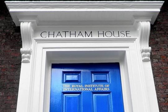"""Британский социологический центр """"Chatham House"""" провел очередное незаконное в нашей стране социологическое исследование."""