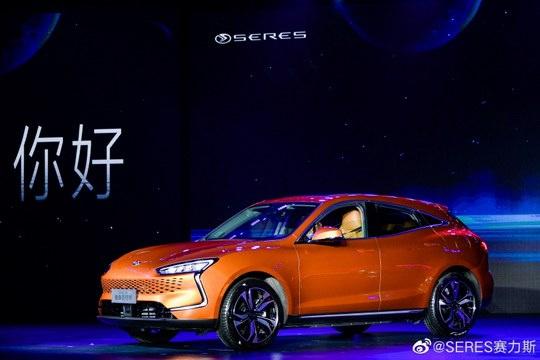 Компания Cyrus анонсировала запуск производства первого в мире электромобиля Seres SF5 Free Expedition Edition