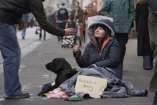Moving The Poverty Line