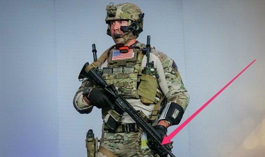 Армия США тестирует новую технологию в рамках проекта по созданию оружия нового поколения NGSW.