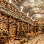 Клементинум (Прага): самая красивая библиотека мира