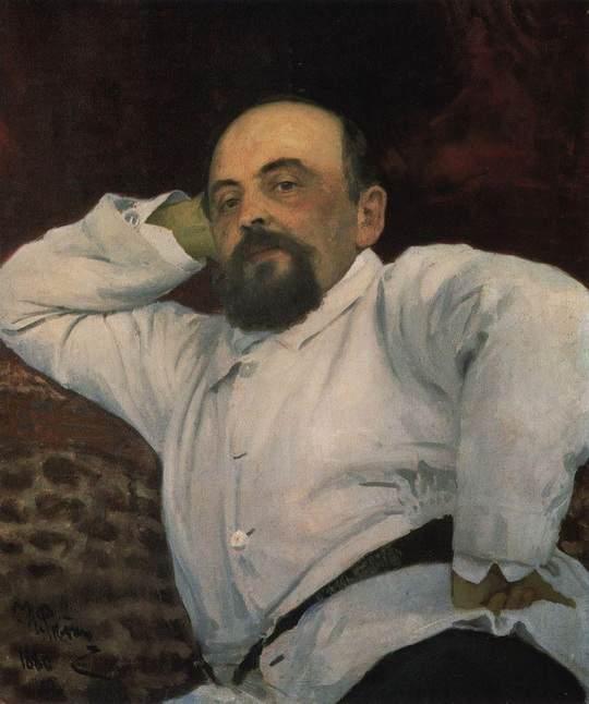 Савва Мамонтов, в 1900 году предстал перед судом по обвинению в злоупотреблениях и хищениях на огромную сумму