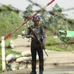Государственный переворот в Мьянме