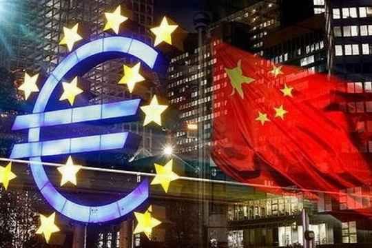 Китай в 2020 году вышел на первое место в списке важнейших торговых партнеров Европейского Союза, опередив Соединенные Штаты Америки.