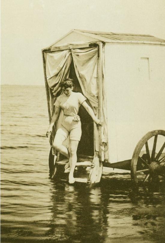 Купальщица, 1893 год. Источник: wikipedia.org