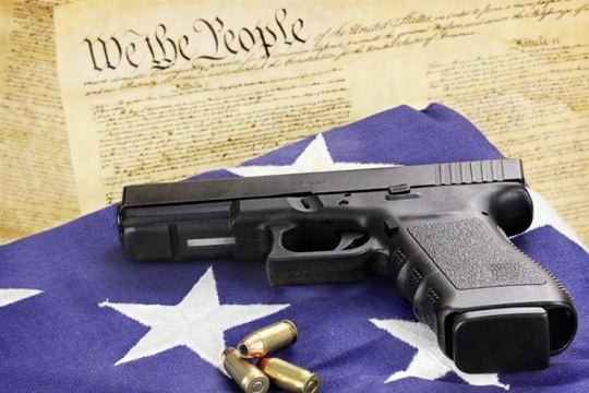 В США в разных штатах отличаются оружейные законы, налоги и правила продажи оружия.
