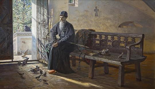 В старой Руси к слову относились серьёзно, верили в его силу и считали, что иногда лучше молчать, чем говорить.