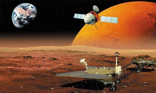 За неделю пребывания на Красной планете ровер Perseverance отправил на Землю почти 6 тысяч снимков