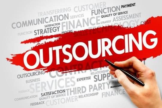 АУТСОРСИНГ - это привлечение в работу компании специалистов со стороны, которые осуществляют какие-либо непрофильные, но важные функции.