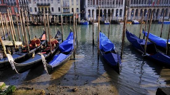 Гранд-Канал - одна из главных достопримечательностей Венеции