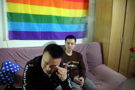 Судебные тяжбы были инициированы китайскими ЛГБТ-активистами.