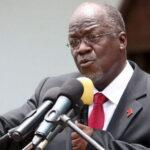 Президент Танзании, не веривший в коронавирус, умер в больнице на 62-м году жизни
