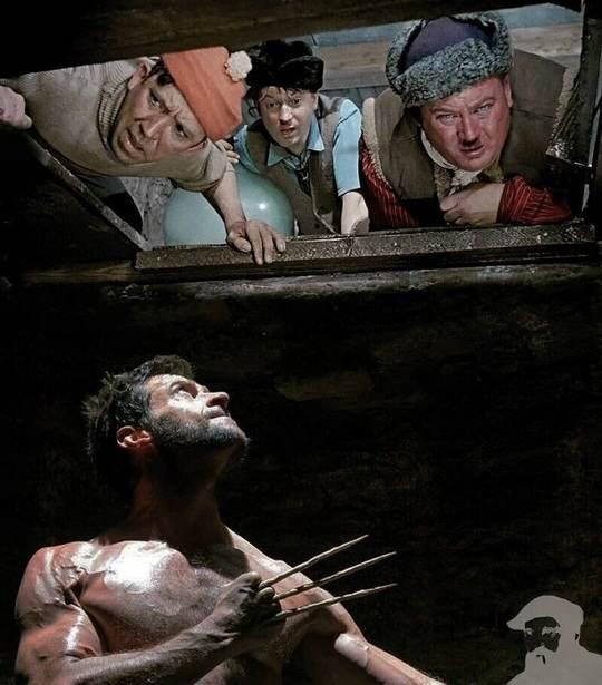 Конечно, для понимания «где тут лопата» нужно хоть мало-мальски разбираться в отечественном и зарубежном кинематографе.