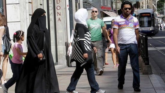 ислам в Швейцарии