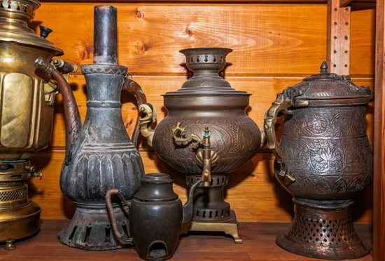 Зародился самоварный промысел на Урале, но постепенно перекочевал в Тулу / Фото: ic.pics.livejournal.com