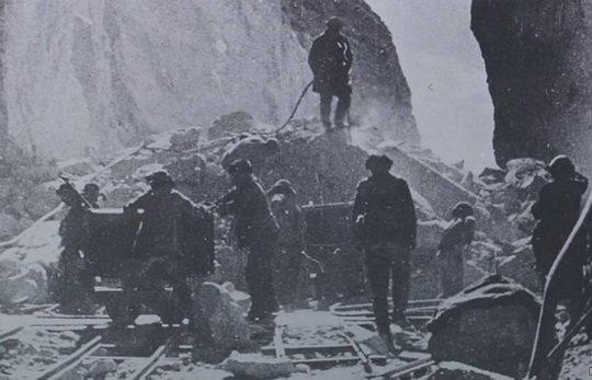 Наверняка каждый слышал о том, что карьера в забое на урановых рудниках не добавляет человеку долголетия.