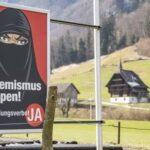В Швейцарии вводят запрет на паранджу