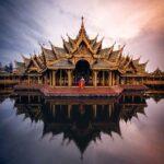 Азия: красивые узоры повседневной жизни (фото)