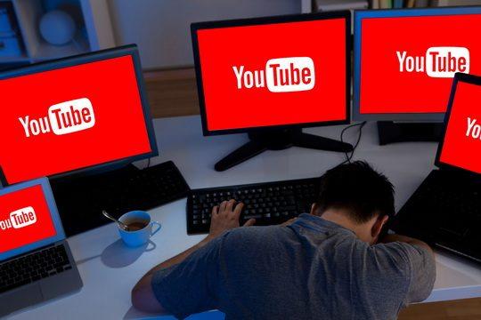 Американская корпорация Google планирует ввести налог для видеоблогеров со всего мира, создающих ролики на платформе YouTube