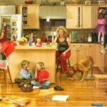 9 вредных привычек, из-за которых порядка в доме не будет