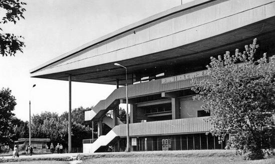 Дворец спорта «Сокольники» в 1970-е годы. Источник: sport-express.ru