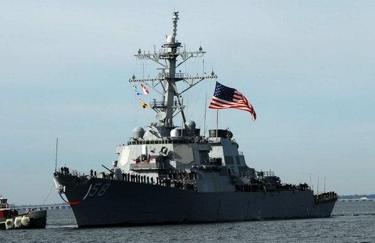 Вашингтон рассматривает возможность отправки в ближайшие недели военных кораблей в Черное море на фоне усилившегося присутствия российских войск на границе с Украиной