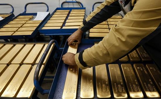 золотовалютные резервы Центробанка России