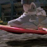 Создан аналог летающего скейдборда из фильма «Назад в будущее II» (видео)