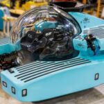 TRITON 3300/6: батискаф для глубоководного дайвинга на 6 человек