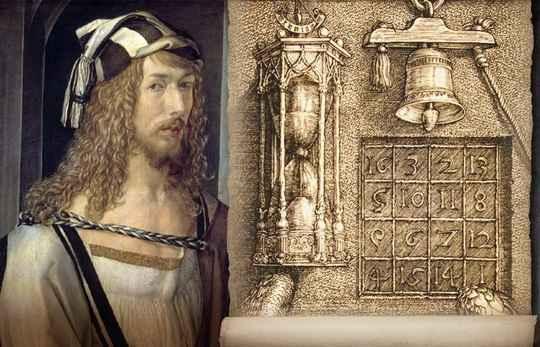 Альбрехт Дюрер — известный немецкий художник эпохи Возрождения, математик и теоретик искусства.