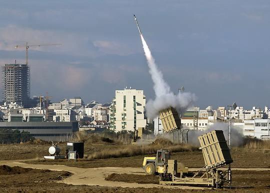 Произошло очередное резкое обострение отношений между Израилем и палестинской группировкой ХАМАС