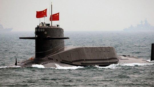 Китай намерен превзойти США по стратегическим атомным подводным лодкам