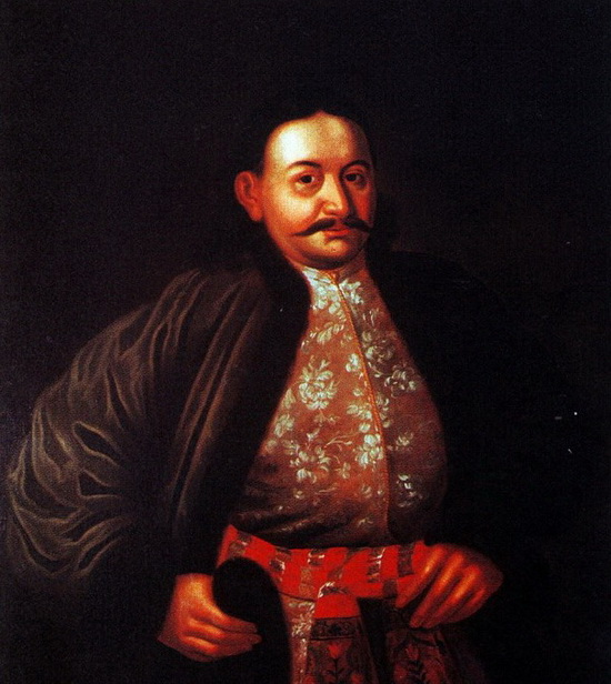 Фёдор Ромодановский [1686−1717]. Источник: Wikimedia Commons