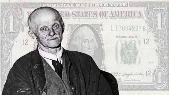 Американец Эмерих Юттнер в течение 10 лет подделывал однодолларовые банкноты и избегал поимки охотившейся за ним Секретной службы США.