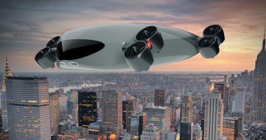 В США появился аэромобильный стартап, радикально отличающийся от других.