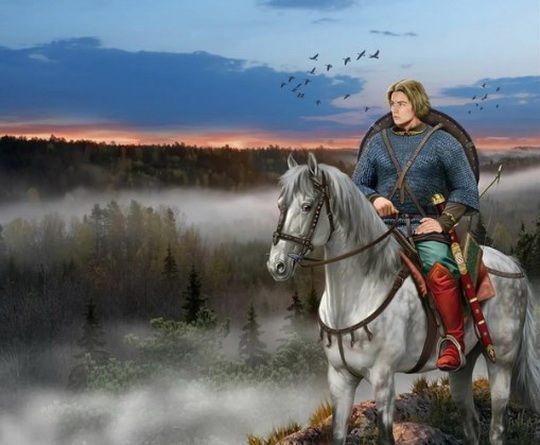 — Алёша — плохой Богатырь, — проворчал Кощей, вправляя выбитую челюсть. — Непорядочный.