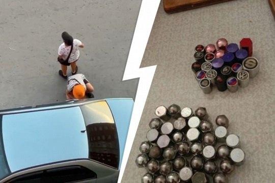 Россию захлестнул подростковый челлендж #колпачки из TikTok.