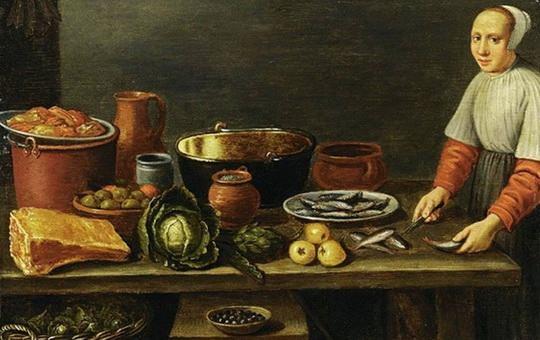 Многое из того, что мы всё время едим, появилось и вошло в моду в Средние века – например, макароны и конфеты.