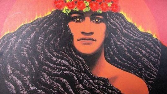 На Гавайях существует поверье о проклятии Пеле, богини вулканов и огня