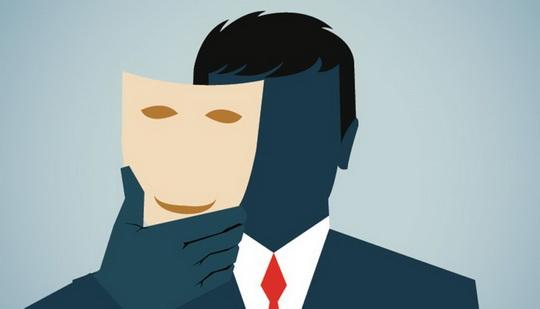 У некоторых успешных людей может развиться чувство, что они занимают своё место незаслуженно