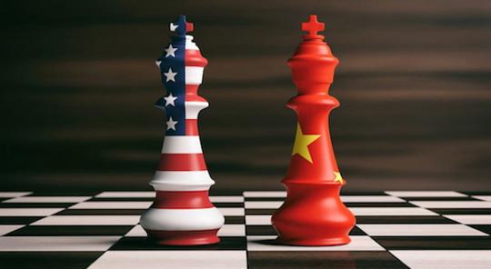 За потоком информационных мировых волн довольно сложно отследить произошедшее принципиальное изменение во взаимоотношениях США и Китая.