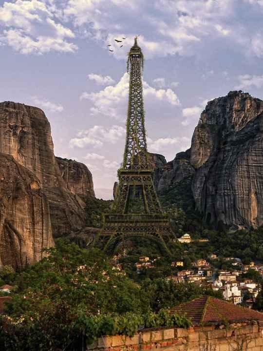 Большинство из нас если не посещали, то, по крайней мере, видели фотографии одних из самых известных достопримечательностей мира