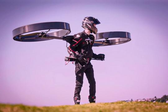 CopterPack. CopterPack+вертолет, CopterPack+электрический вертолет, технологии