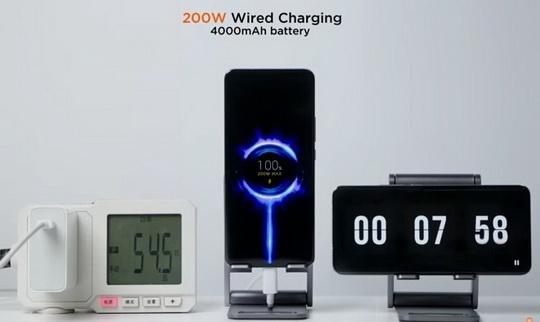 Компания Xiaomi представила систему Hypercharge, с помощью которой можно зарядить смартфон на 50 % всего за три минуты.