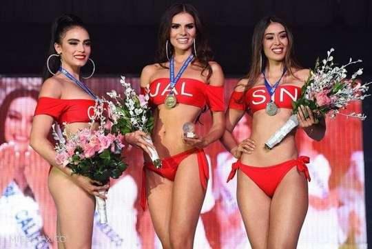 В Мексике министр здравоохранения штата Чиуауа объявил, что тест на коронавирус у 15 участниц и одного сотрудника конкурса красоты Мисс Мексика 2021 был положительным