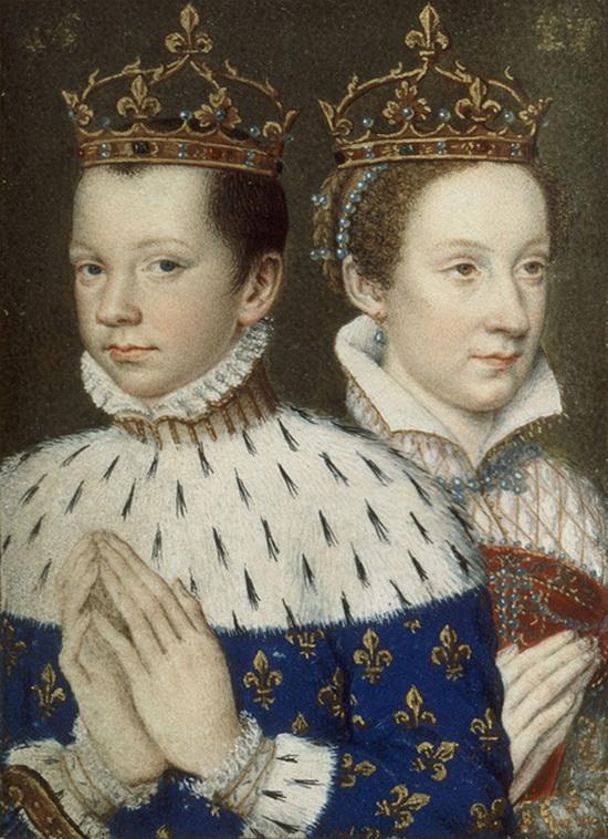 Франциск II Мария Стюарт
